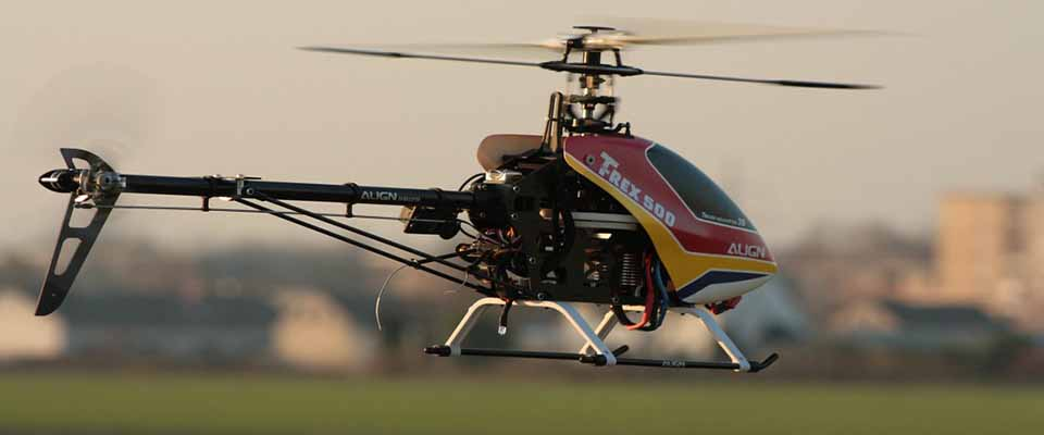 RC Helicopter 2 960 x 400